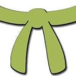 7.Kyu - grønt bælte